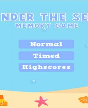 Memoria bajo el mar