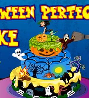 Juega decorando tu tarta de Halloween