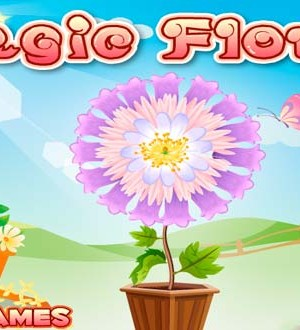 Diseña una flor