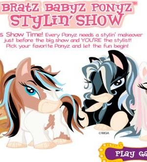 Elige a tu pony favorito