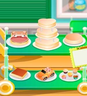 Divertido pastel