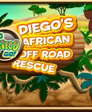 Diego Rescate en África