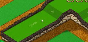 mini golf online para niños y niñas