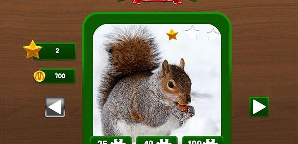 Puzzles invierno para niños y niñas